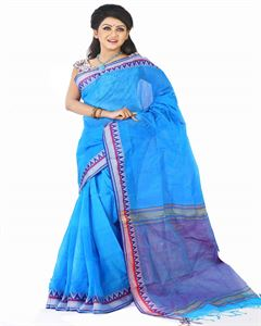 Picture of Cotton Saree - TSG-5217