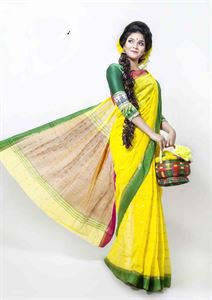 Picture of cotton saree - TSG-5224