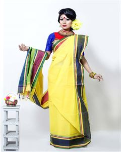 Picture of cotton saree - TSG-5226