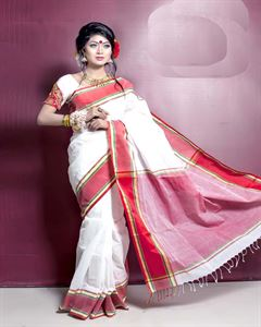 Picture of  cotton saree - TSG-5229