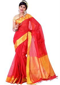 Picture of Cotton saree - TSG-7830
