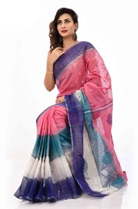 Picture of Cotton Saree - TSG-11238
