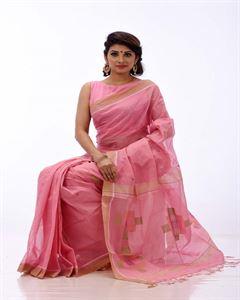 Picture of Pure cotton saree - TSG-2315