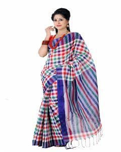 Picture of Pure Cotton Saree - TSG-5204