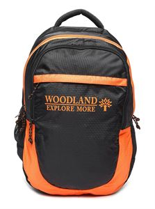 Picture of Woodland Backpack 121004 (BLACK)