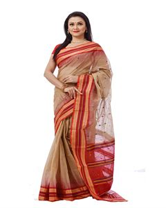Picture of  Pure Cotton Saree -TSG-6657