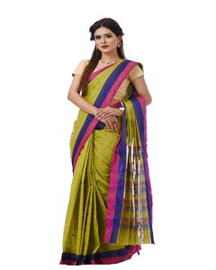 Picture of  Pure Cotton Saree -TSG-6681