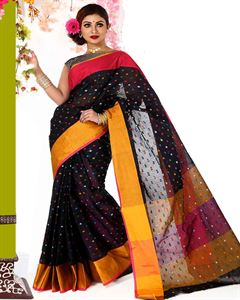 Picture of  Pure Cotton Saree -TSG-7913