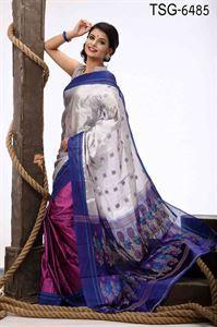 Picture of  Silk Saree - TSG-6485