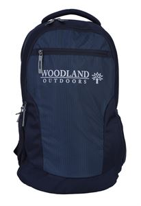 Picture of Woodland Backpack 130030 (NAVY)