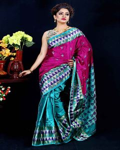 Picture of  Soft silk saree -TSG-9321