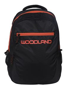 Picture of Woodland Backpack 90004 (BLACK)