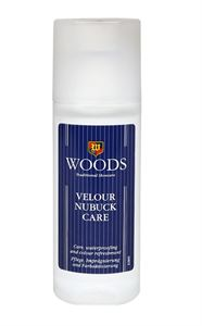 Picture of Woods Velour Nubuk Care Liquid Polish - Nutral